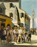 Charalambos Pachis, MID-DAY ON CORFU