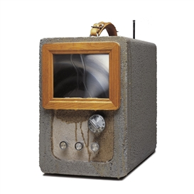 Ed & Nancy Reddin Kienholz, The Block Head (Gemini 896)