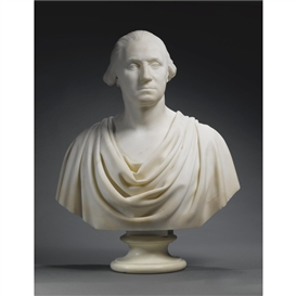 Hiram Powers, Bust of George Washington
