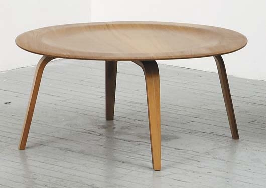 Charles Amp Ray Eames Ctw Coffee Table 1948 Mutualart