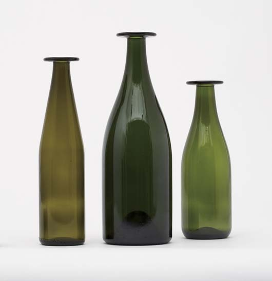 Morrison Jasper Three Green Bottles 1988 Mutualart