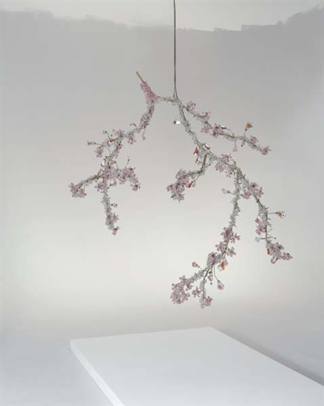 Tord Boontje Unique Large Blossom Chandelier