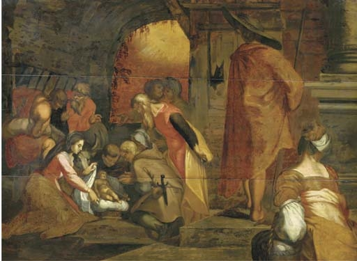 how two different artists showed the painting the adoration of the shepherds differently He worked here and there in different he placed it on an easel and sat before it in undisturbed adoration his work showed that he benefited greatly by.