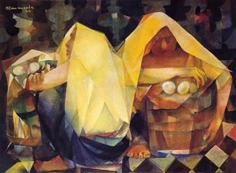 Balut vendors By Vicente Manansala