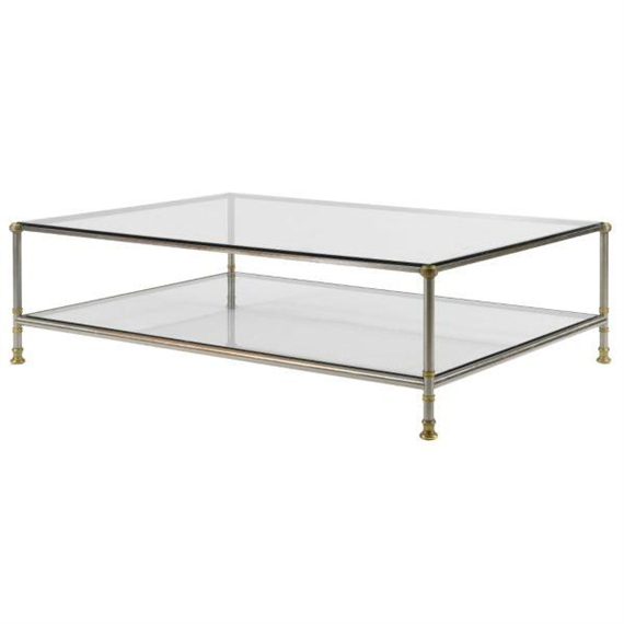 Jansen Maison A Two Tier Coffee Table MutualArt - Two level coffee table