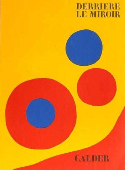 Calder alexander 5264 artworks mutualart for Miroir zig zag