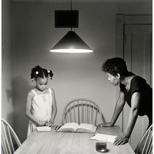 Carrie Mae Weems Kitchen Table Series Carrie mae untitled from the kitchen table series 1990 mutualart artwork by carrie mae weems untitled from the kitchen table series made workwithnaturefo