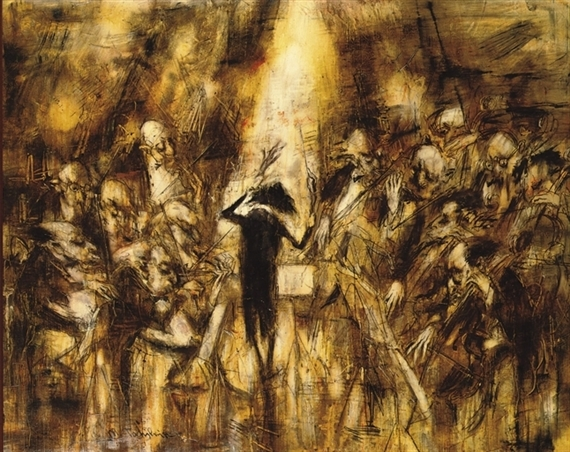 Mark Tochilkin, The Symphony