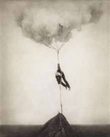 Artwork by Robert & Shana ParkeHarrison, Tethered Sky, Made of Photogravure