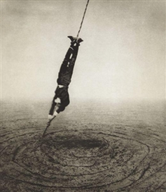 Artwork by Robert & Shana ParkeHarrison, The Marks We Make, Made of Photogravure