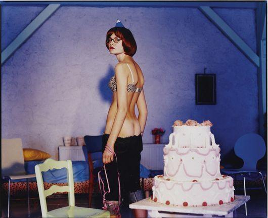 Bettina rheims anni paris from the x 39 mas series for Chambre close bettina rheims