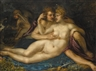 Pieter Fransz. Isaacsz., MARS AND VENUS WITH CUPID