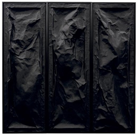 Loris Gréaud, Three works: UNDERWORKS black edit