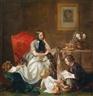 Jean-Baptiste Béranger, Family Idyll