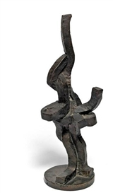 Artwork by Erwin Reiter, Untitled, Made of Bronze