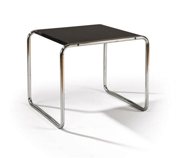 marcel breuer table basse 39 laccio 39 le modele. Black Bedroom Furniture Sets. Home Design Ideas