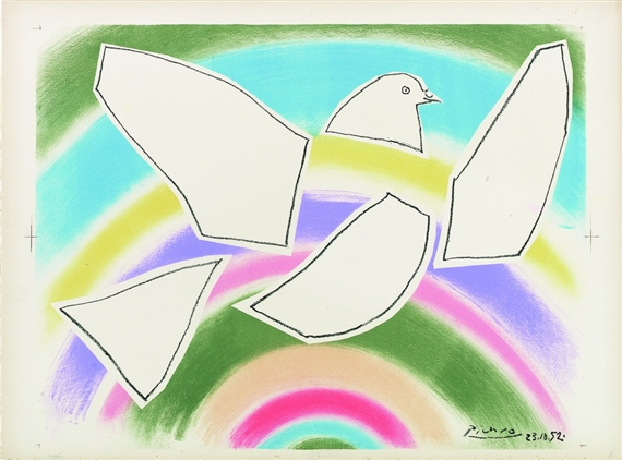 photo essay picasso as a mutualart photo essay picasso as a campaigner for peace