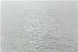 Artwork by Tom Sandberg, Untitled (Sea), Made of silver gelatin print