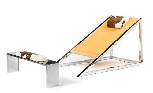 Ottoman1969Mutualart 'mies' ArchizoomA Chair And Lounge m0OPny8vwN