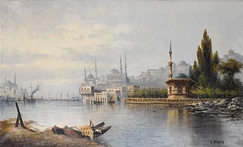 Domba R Constantinople Mutualart
