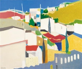 Tadashi Asoma, VILLAGE IN THE SUN