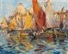 Georges Lapchine, Venice