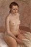Ludmila Sykackova-Paleckova, Young Female Nude