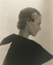 Artwork by Horst P. Horst, Lillian Marcuson, Made of Platinum print