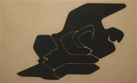 Artwork by Pablo Palazuelo, Untitled, Made of lithograph