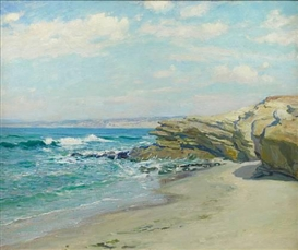 Guy Rose, La Jolla Beach