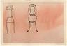 """Edgar Honetschläger, """"Two Chairs"""""""