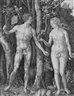 Albrecht Dürer, Adam and Eve