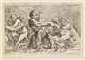 Salvator Rosa, A series of 6 etchings
