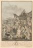 Philibert-Louis Debucourt, A Pair: Le menuet de la mariée ; La noce au château