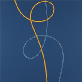 Lorser Feitelson, Untitled (February 28)