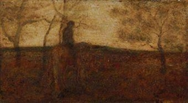 Albert Pinkham Ryder, The Lone Horseman