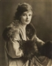 "James Abbe, 2 works: MIRIAM COLLINS IN ""LASSIE""; MIRIAM COLLINS IN ""OH MY DEAR"""