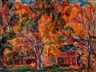 Abraham Manievich, Autumn in Connecticut