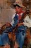 Nicolai Fechin, The Little Cowboy