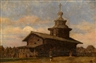 Vasili Petrovich Vereshchagin, Russian Church