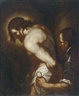 Bernardo Strozzi, Christ at the Column