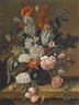 Netherlandish School, 18th century, Still life of flowers