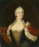 Austrian School, 18th Century, Portrait of Empress Maria Theresa