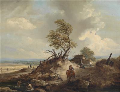 Netherlandish School, 18thCentury | Dutch landscape with a