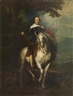 Anthony van Dyck, Equestrian portrait of Don Francisco de Moncada (1586- 1635), Marques d'Aybona and Conde d'Ossuna, envoi of King Philip IV of Spain in Brussels and generalissimo of the Spanish troops in the Netherlands