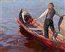 Oskari Paatela, BOAT TRIP