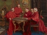 Guido Guidi, Les cardinaux joueurs d'échecs