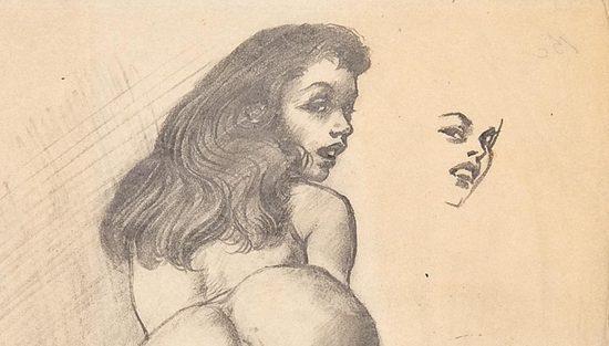 Women boob slips