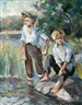 Orvo Raatikainen, BOYS FISHING