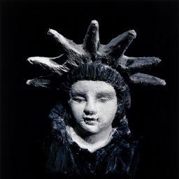 Artwork by Ellen Brooks, Untitled - Statue of Liberty, Made of cibachrome photograph